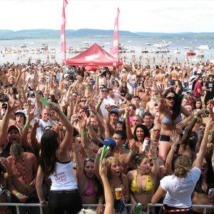 party zone mix portofino beach 18-8-2012 part1 dj john badas