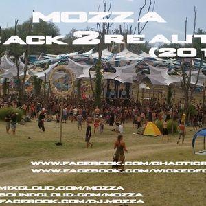 Mozza - Back 2 Reality (2012)