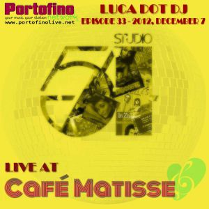 Feel The Beat episode 33: Live At Café Matisse