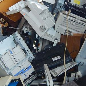 E-waste Race in volle gang.