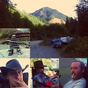 Part 29 - Camping Mountainside