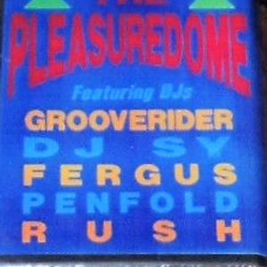 Tape 2 B-Djs-Sy & Rush-Pleasuredome 6 Hours Of Stomping Hardcore (Blue Pack) 1994