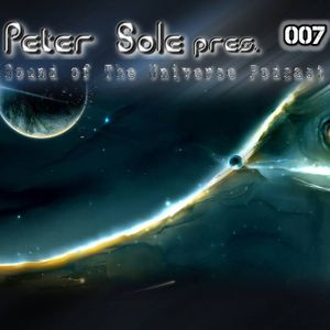 Peter Sole pres. Sound Of The Universe Podcast 007 (25-03-16)