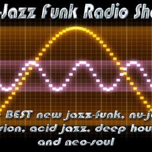 Nu-Jazz Funk Radio Show Podcast 1-28; Oct. 29, 2012