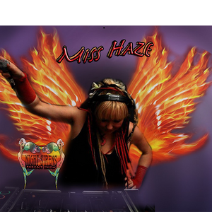 Night Sirens Podcast show - Miss Haze's mix from San Francisco,California – (13.07.2017)