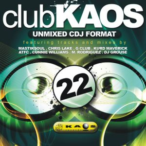 Mixed Kaos - Volume 22