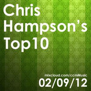 Chris Hampson's Top 10 - 02/09/12