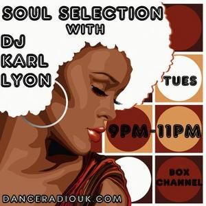 Www.danceradiouk.com Soul Selection with Karl Lyon Tuesday 9PM - 27th November 2012