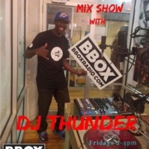 THE ANYTHING GOES MIXSHOW 1/5/18