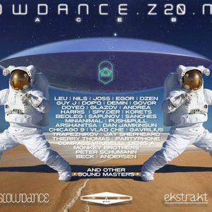 Doyeq and glazoff - kazantip XX dubtechno live part 1 (jetset / slowdance)