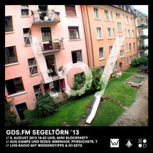 GDS.FM Show Nr. 46 MINI BLOCKPARTY