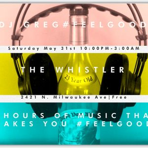 #Feelgood Music Live Sessions from The Whistler Part 1 (5-31-14)