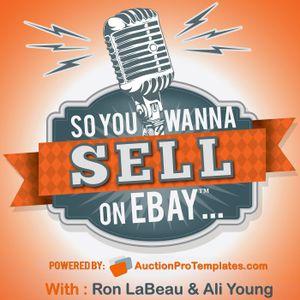 086: So You Wanna Sell On eBay - Kris Kellogg