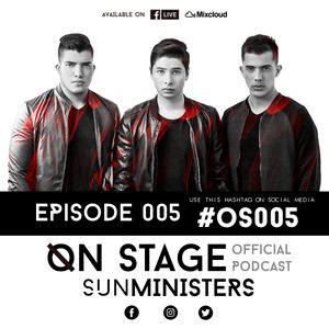 On Stage 005 - Sunministers