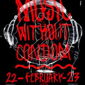 Evans Gougou @ Music Without Condom [ Ioannina, Feb 23, 2013 ]