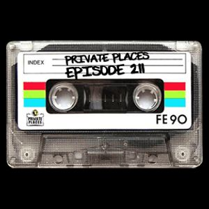 PRIVATE PLACES Episode 211 mixed by Athanasios Lasos