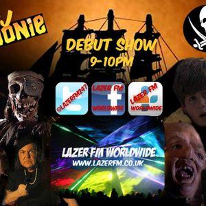 dj goonie lazer fm debut show 22-3-16