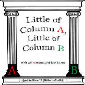 Little of Column A, Little of Column B 10-16-16