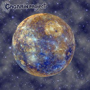 www.psybient.org pres. Gagarin Project - Cosmic Awakening 06 - Mercury (psychill mix psybient)