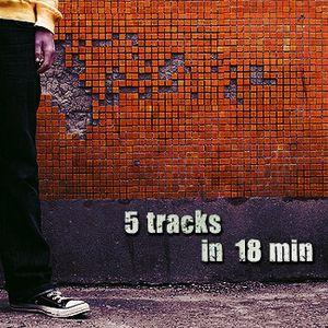 Beatter - 5 tracks in 18 min(mini mix)