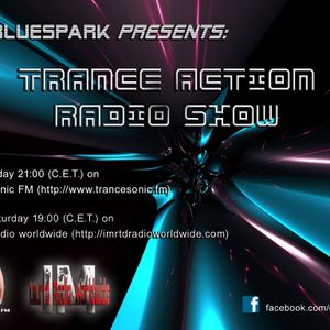 Dj Bluespark - Trance Action #204