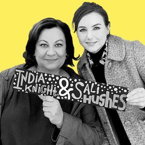 Sali Hughes & India Knight (19/11/2015)