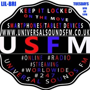 USFM RADIO SHOW SERIES 004 LIL-BRI TEK-NO-ABUSE 23/08/16