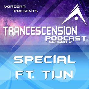 Trancescension Podcast S2E73 ft. Tijn
