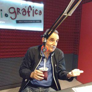 Entrevista a Guillermo Moreno en Radio Gráfica 31-12-2015