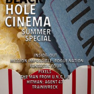 SUMMER 2015 SPECIAL - Inside Out, Maggie, Mission Impossible: Rogue Nation, Pixels, Fantastic Four,