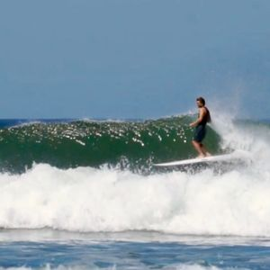 Fisher Grant, Chase and Erik from Costa Rica.  Fisher joins Portal.  Why you should surf without a p