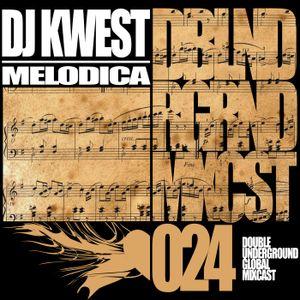Doubleunderground Mixcast 024 - Melodica