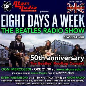 Eight Days A Week / season 4 - #20 (30.01.2019) - The Rooftop Concert, 50th Anniversary