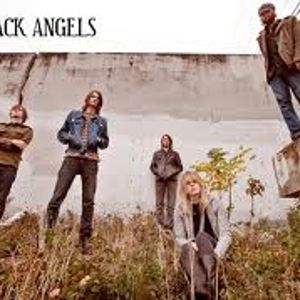 27/01/11 with The Black Angels