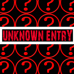 Unknown Entry