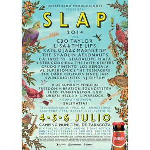 Programa 0052 Web Club Etiqueta Negra Especial Slap Festival