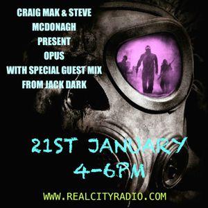Opus mix 21st jan 2012 on Real City Radio