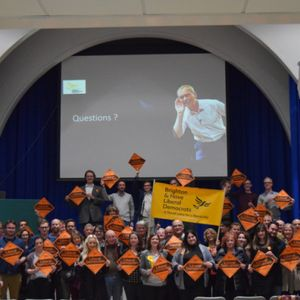 RFB: Davy Jones interviews Carrie Hynds from the Liberal Democrats 28.4.17