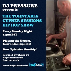 The Turntable Cypher Sessions hiphop show - Episode 145