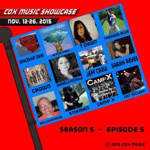 CMS Season 5 Episode Five