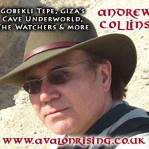 ANDREW COLLINS - Gobekli Tepe, Giza's Underworld & the Watchers - 8/3/11