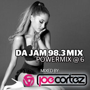 DA JAM 98.3 TOP 40 MIX (MAR 2015)