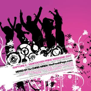 Rapture 08 - CD