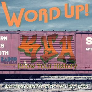 Word Up! - WIB Rap Radio: Know Your History - Chase March