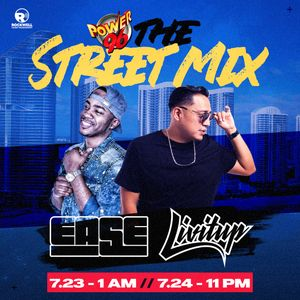 DJ Livitup ft. DJ Ease on Power 96 (July 23, 2021)