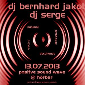 Bernhard Jakob & Serge  - Hörbar - Mindelheim, 13.07.2013