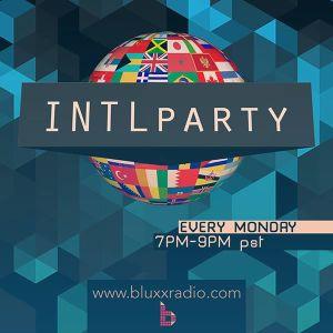 BluxxRadio, The INTLparty Ep006