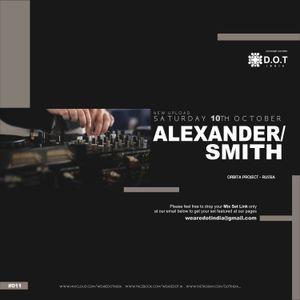 D.O.T India Pres. ALEXANDER SMITH Guest Mix [011]