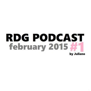 RDG Podcast february 2015 #1 by Juliano
