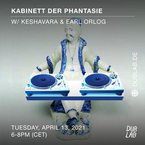 Earl Orlog – Guest Mix for Kabinett der Phantasie (full length version)